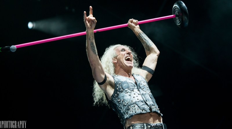 Twisted Sister live at Bloodstock Festival 2016. Photo Credit: Em Coulter