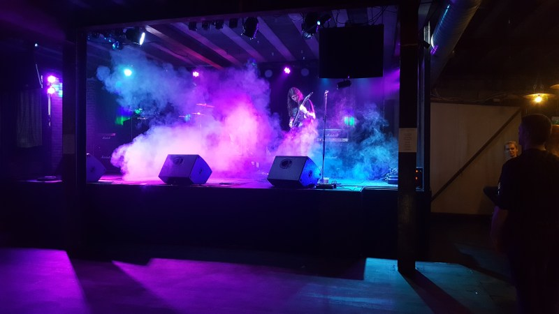 Shrykull live - A Blaze In The Northwestern Sky, Manchester