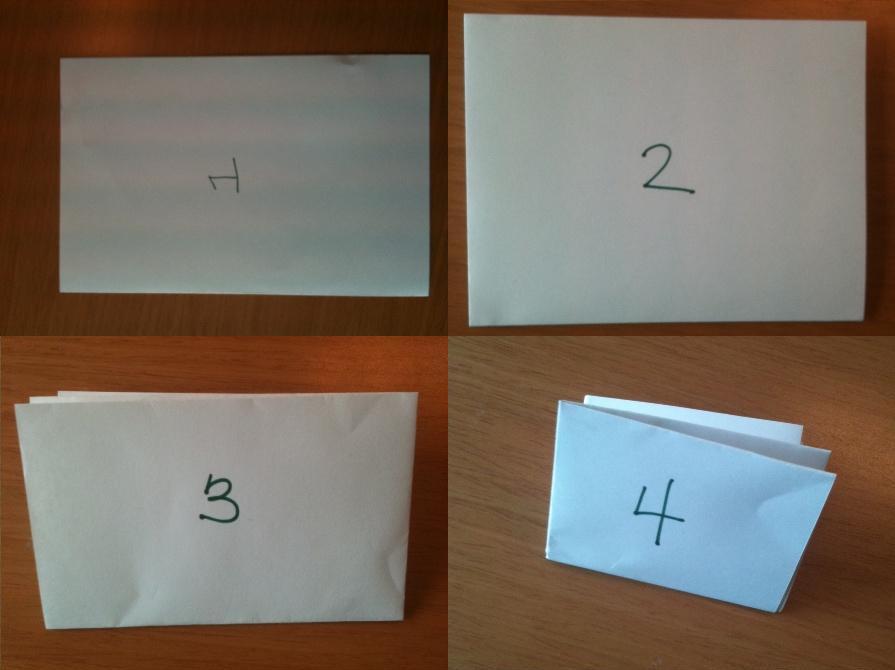 Signal/Pinch Cards - DI Strategy Kit - make index card