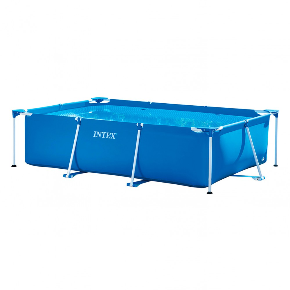 Tienda Piscina Piscina Desmontable Intex Small Frame 300x200x75 Cm 3 834 L