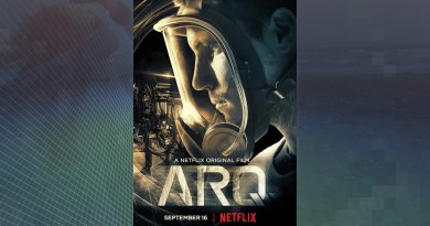ARQ is a Sci-Fi movie Review