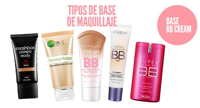 Maquillaje Tipos De Bases De Maquillaje Distrito Belleza