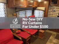 Rv Curtains Ideas - Home The Honoroak