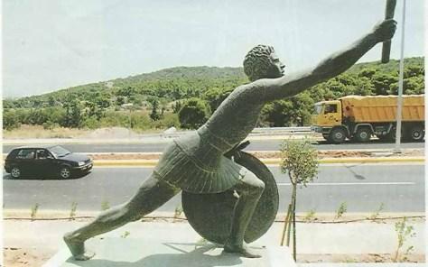 Statue_of_Pheidippides_along_the_Marathon_Road
