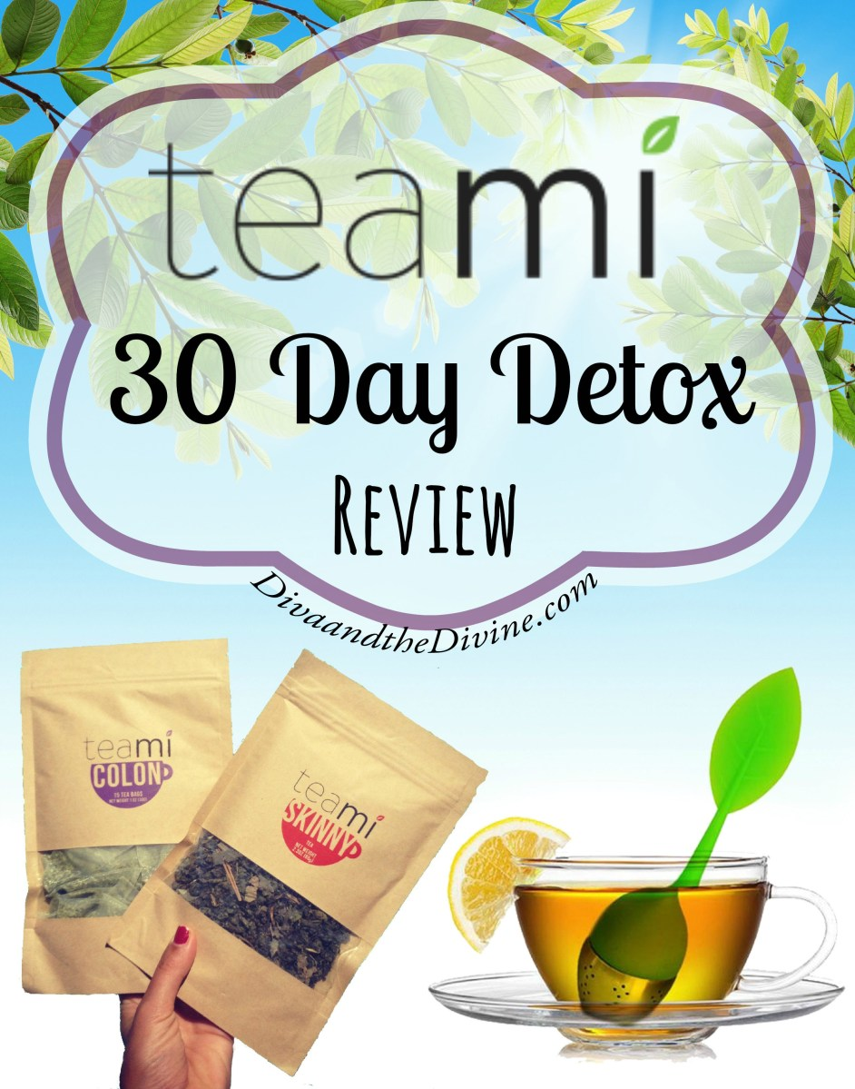 Teami Blends 30 Day Detox Review