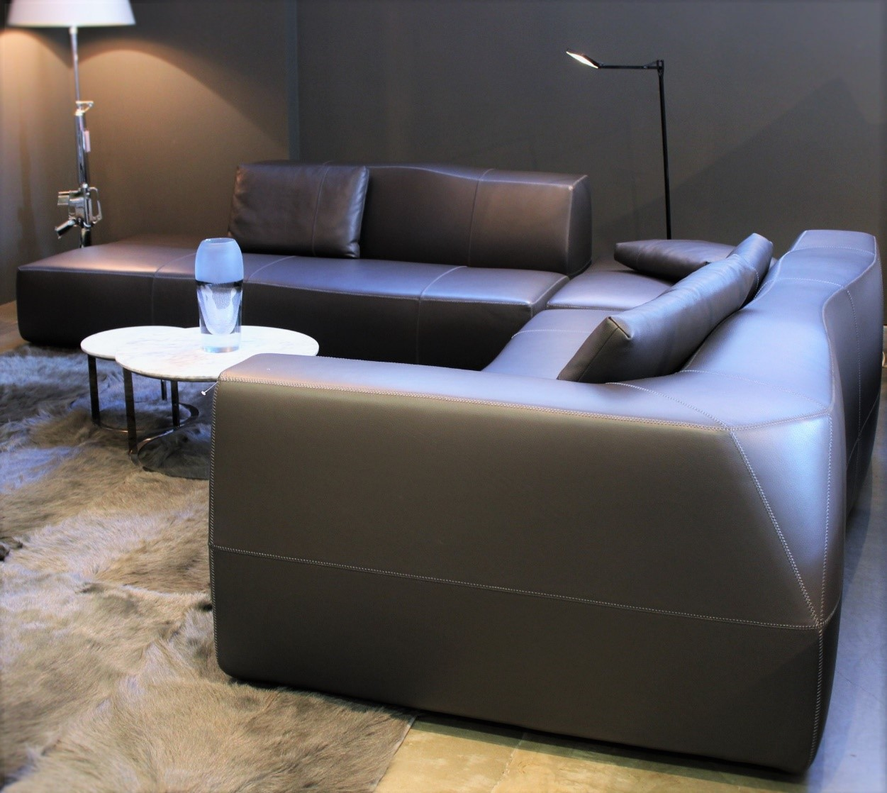 Big-sofa Fontana The Bend Sofa By Patricia Urquiola Diva Group Seattle