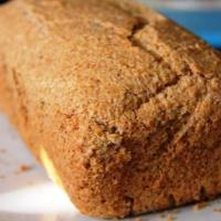 Flaxseed Bread Loaf