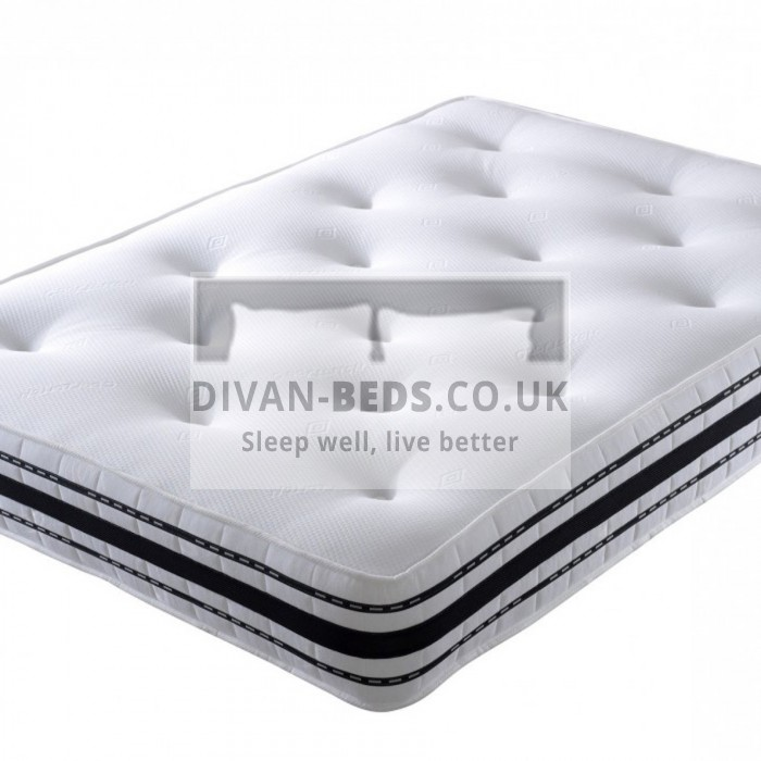 2500 Pocket Spring High Density Memory Foam Mattress With