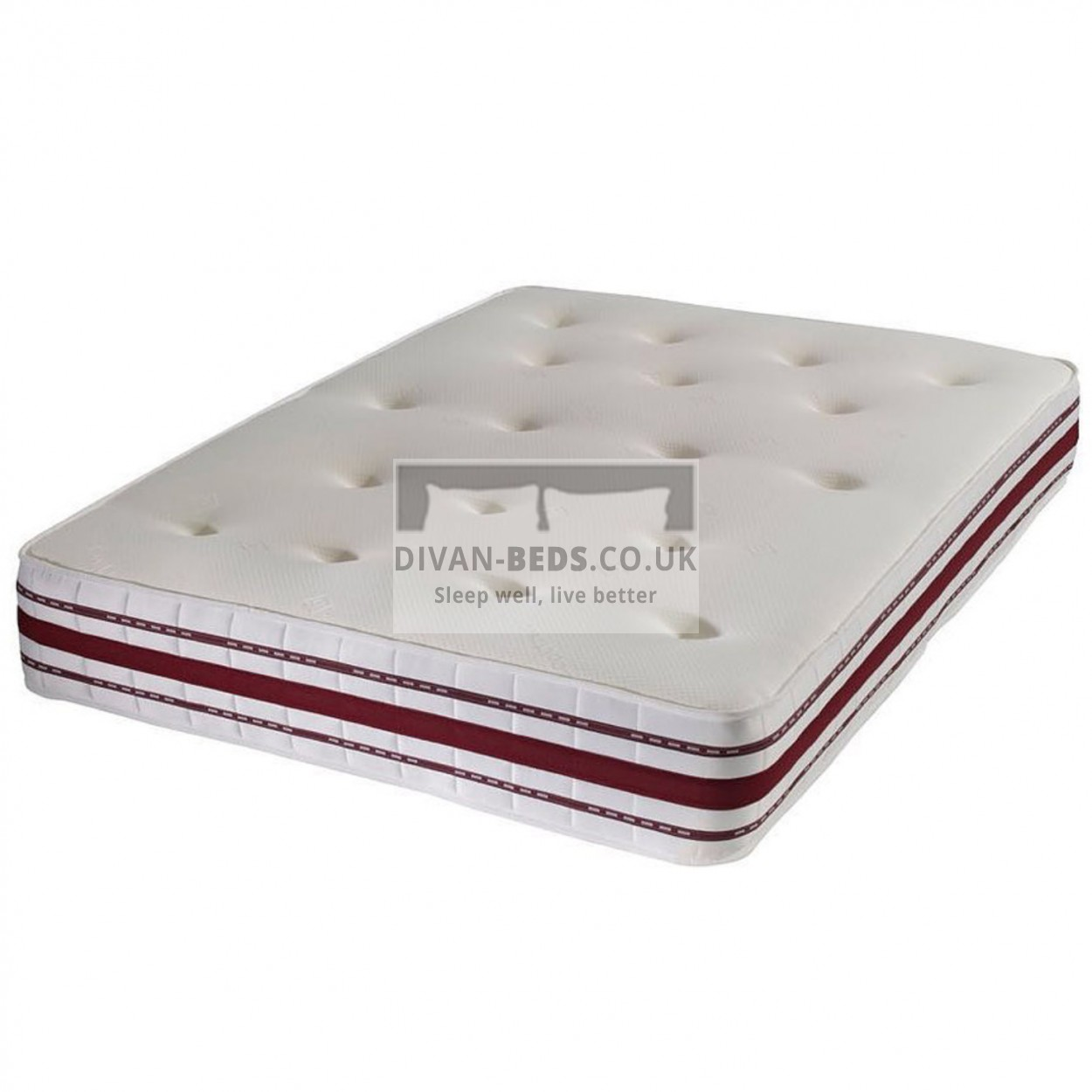 Spring And Memory Foam Mattress 2500 Pocket Spring High Density Memory Foam Mattress With