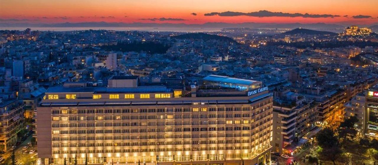 Divani Caravel Hotel 5 Athens Greece Updated Rates