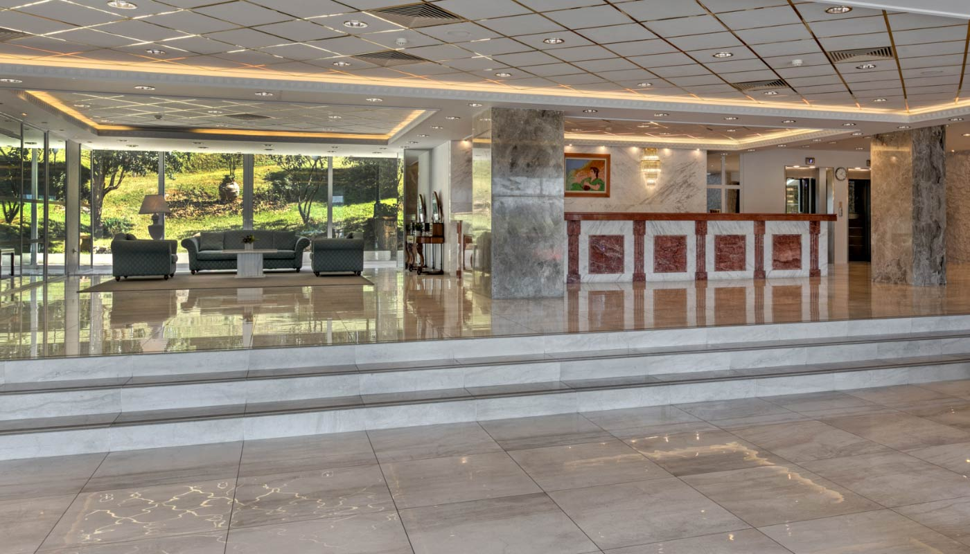 Divani Corfu Palace Gym Divani Collection Hotels Welcome