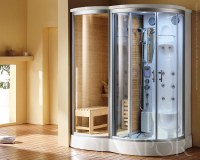 Di Vapor Utopia Steam Shower & Sauna Cabin 1780 x 1190 | eBay