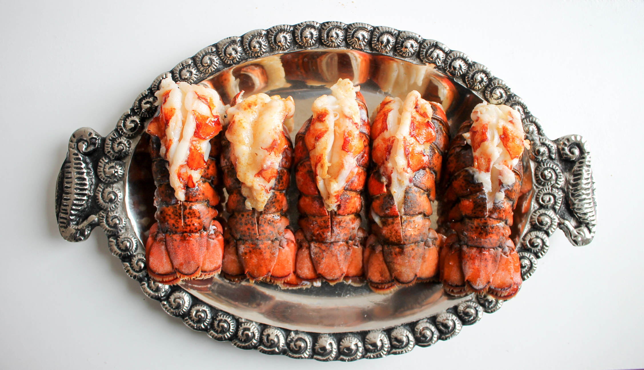 how to cook lobster tails in butter