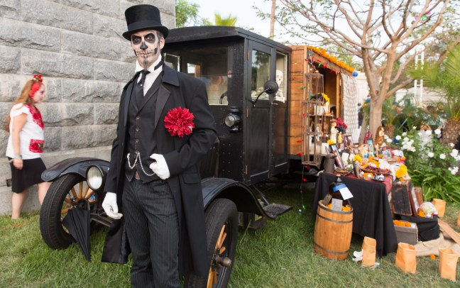 Immortalis at Day of the Dead at Hollywood Forever: All Photos - Jack Burke