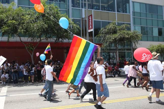 Photos: Joshua Barash City of West Hollywood Pride parade 2010 Santa Monica Blvd.