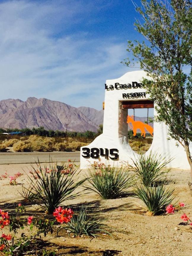 Palm Springs Casa del Z 2