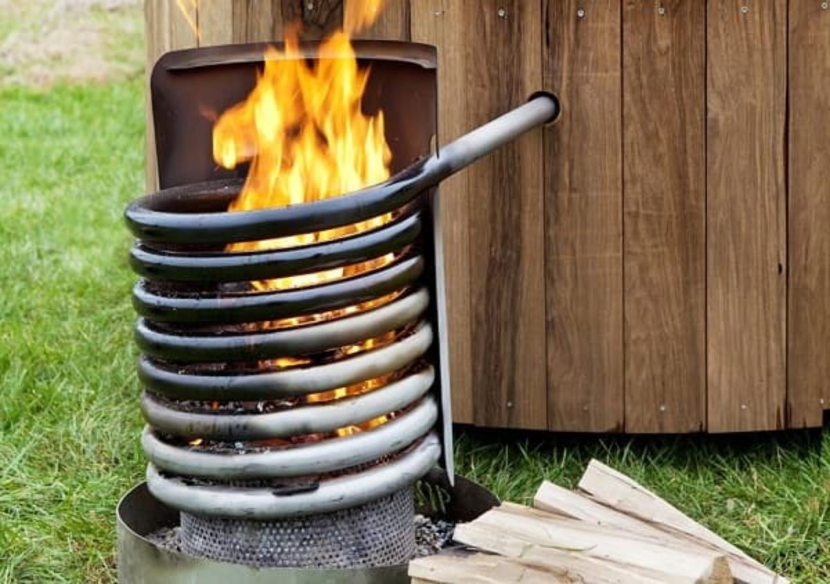 How To Build A Diy Wood Fired Hot Tub Simple Easy Steps