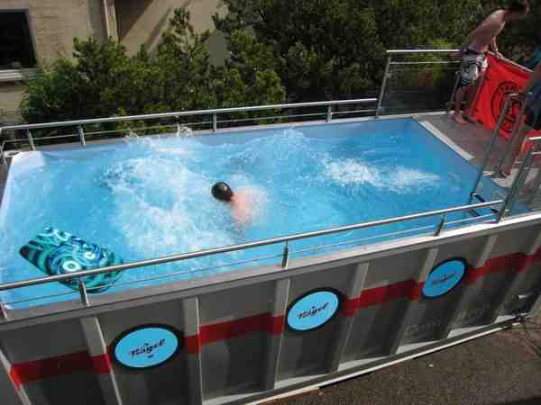 Surprise Maken Zwembad How To Build Shipping Container Swimming Pool
