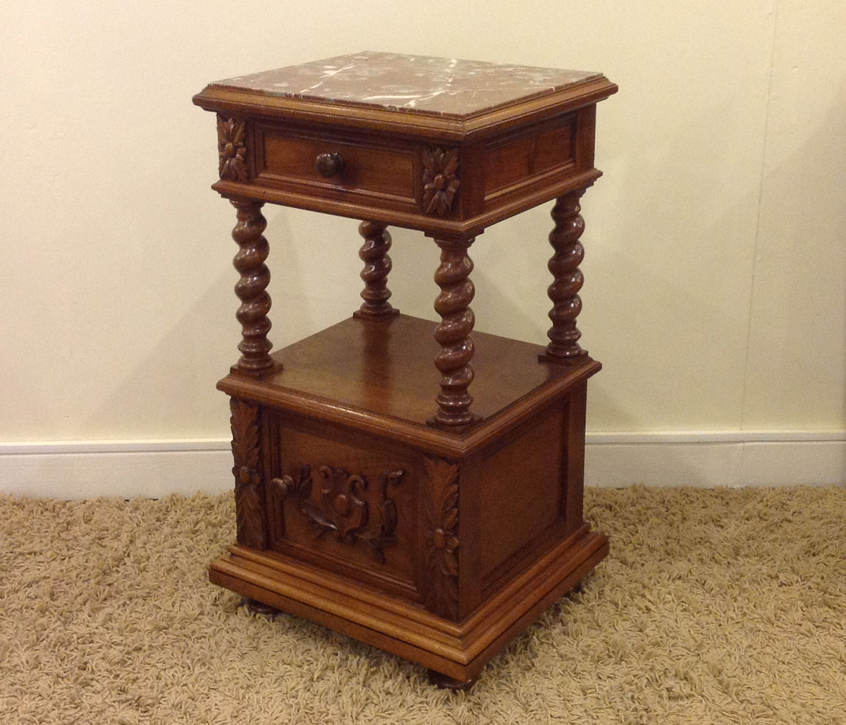 Antique Bedside Tables Antique Bedside Table Bt11