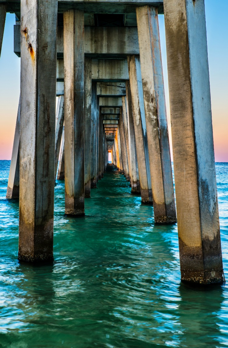 pier park in panama city beach florida