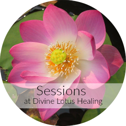 Sessions Divine Lotus Healing 250