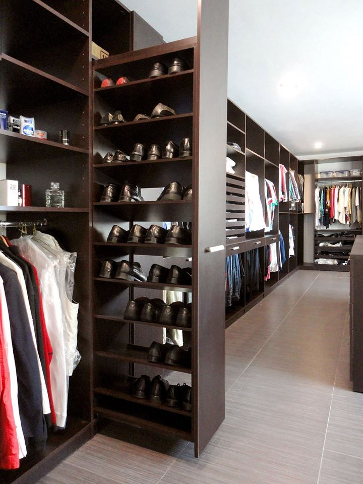 Slaapkamer Ideen Modern Men's Closet Design…dressing In Style | Divine Style