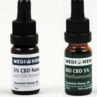 Wat is het verschil tussen Medihemp CBD olie raw en CBD olie bio?