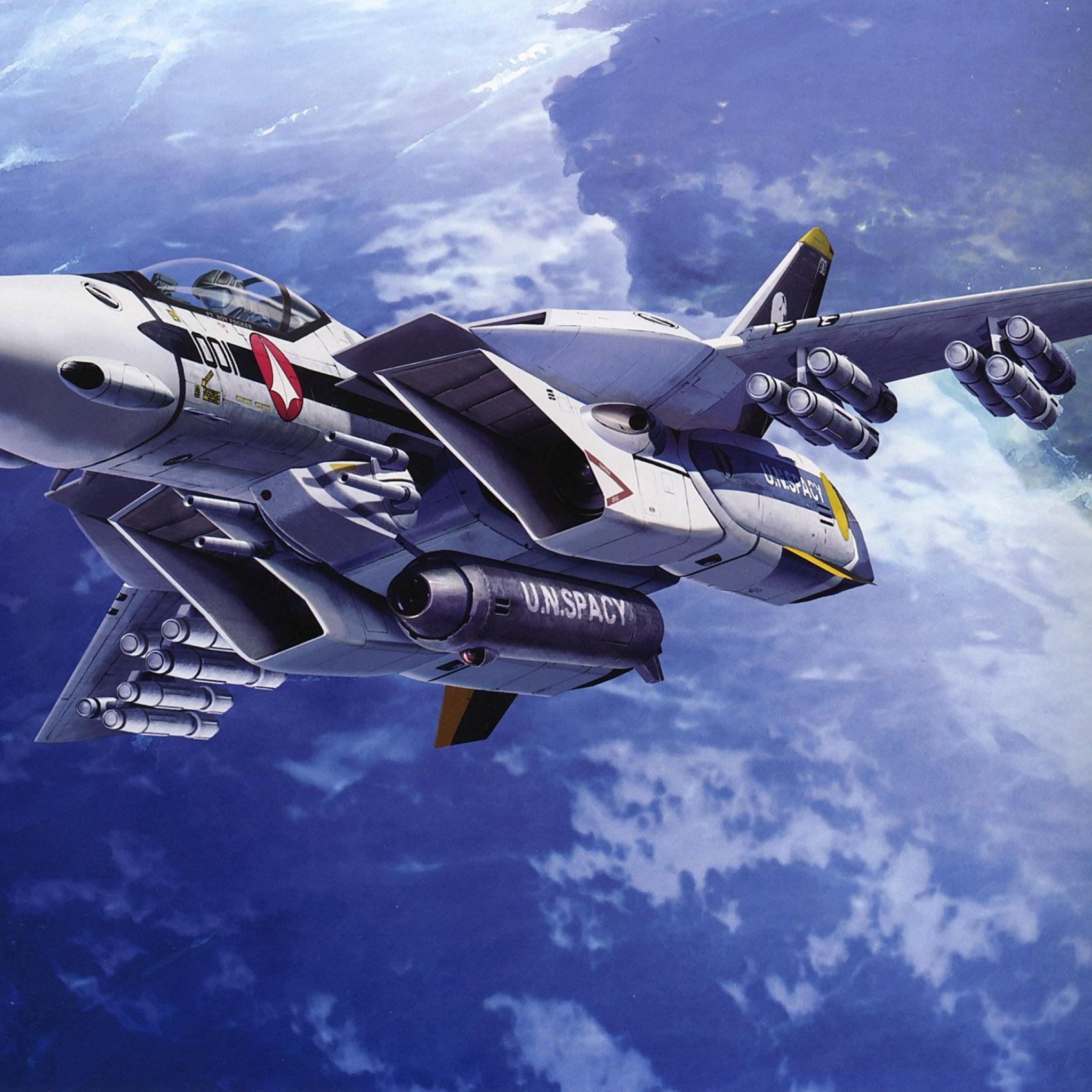 Iphone X Hd Wallpaper Aircraft 絵画、航空機、マクロス、芸術、海軍、飛行機、ジェット機 無料壁紙高画質 Ipad
