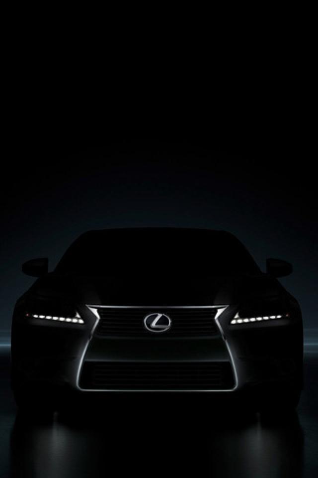 Black Car Wallpaper 1080p Free Download 2013 Lexus Gs 350 Iphone Hd Wallpaper