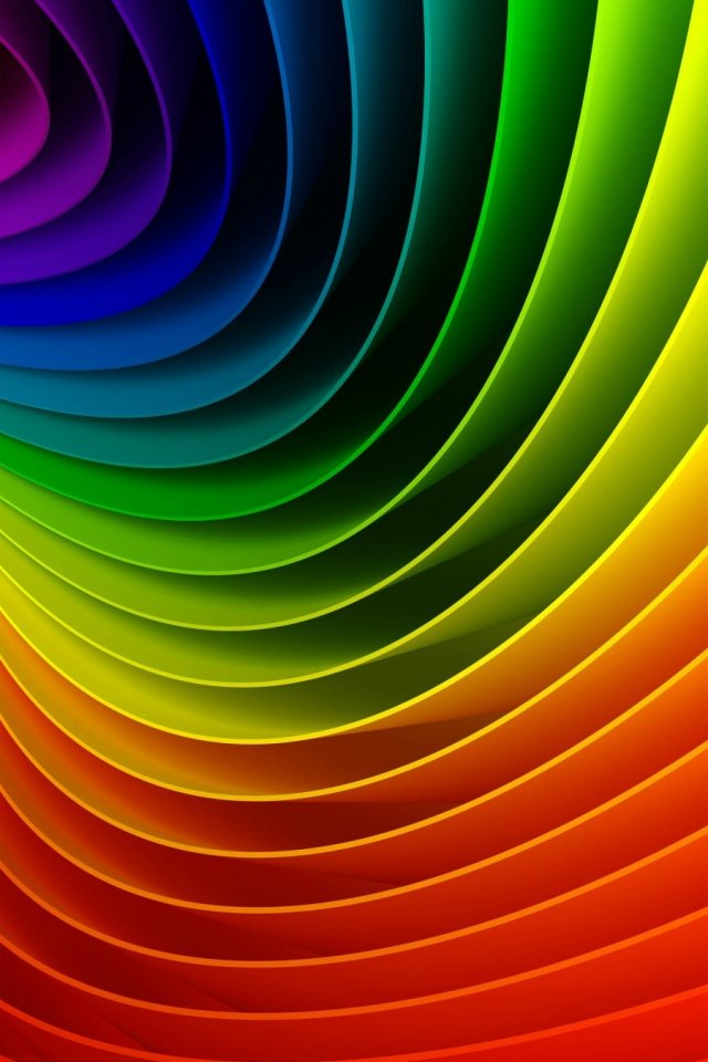 Lenovo 3d Wallpaper Rainbow Colors Iphone Wallpaper 【虹色】カラフルでレインボーなiphone壁紙