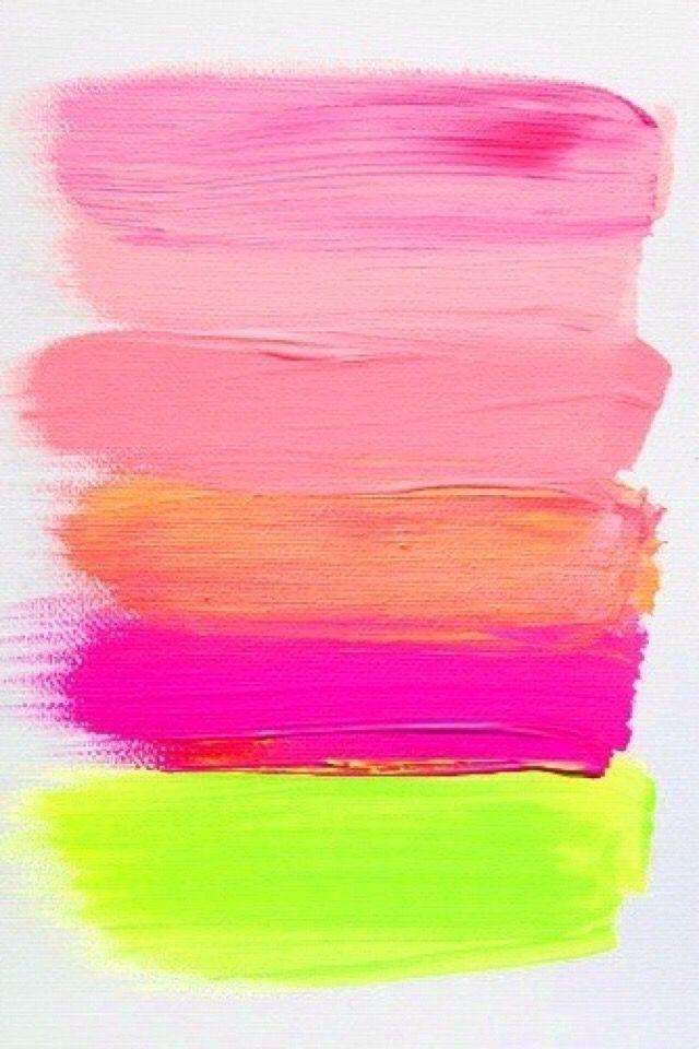 Cute Pintrest Quote Wallpapers 【人気284位】絵の具で描いたカラフル模様 Iphone壁紙ギャラリー