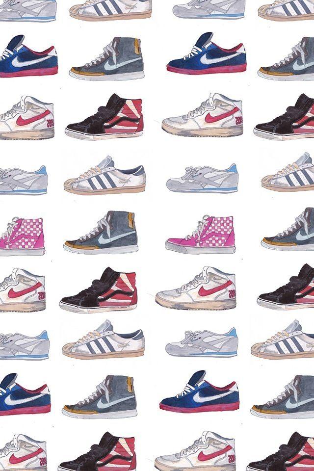 Jordan Girl Wallpaper Nikeシューズのiphone壁紙 Iphone壁紙ギャラリー
