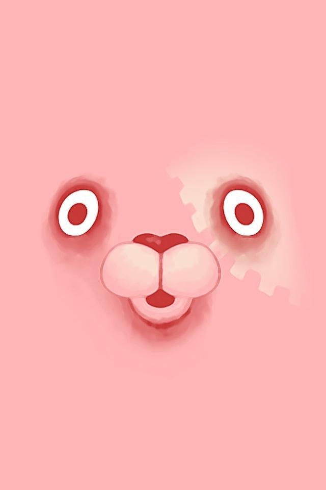 Nike 3d Wallpaper ピンクのかわいいキャラクター Iphone壁紙ギャラリー