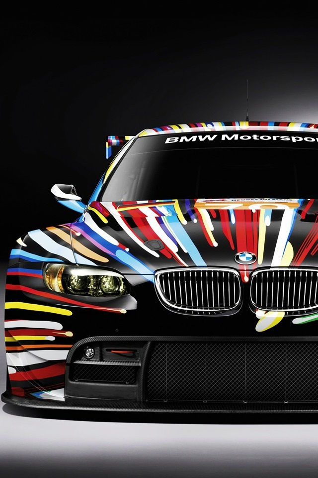 Wallpaper Phone 3d Bmw Art Car Iphone壁紙ギャラリー