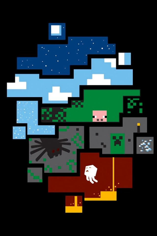 Wallpaper App For Iphone X Minecraft ゲームの壁紙 Iphone壁紙ギャラリー