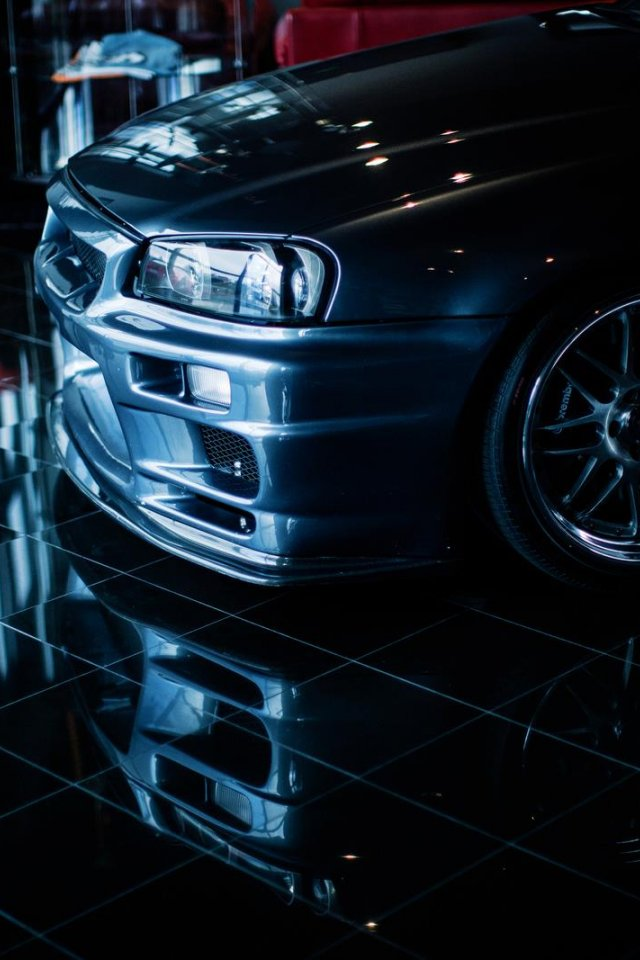 Cars Wallpaper App 日産スカイラインgt R Iphone壁紙ギャラリー