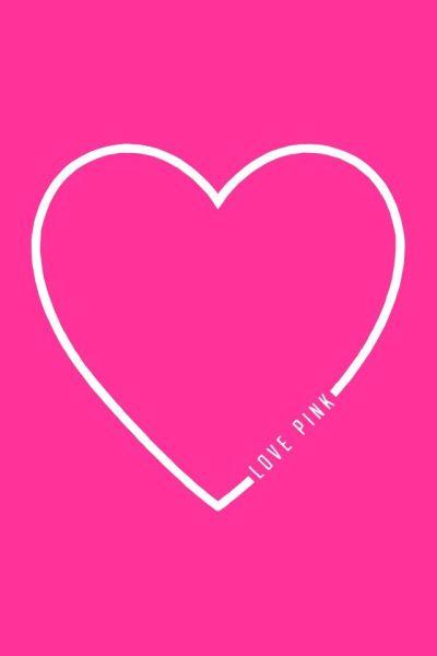 ピンクのハート | iPhone壁紙ギャラリー
