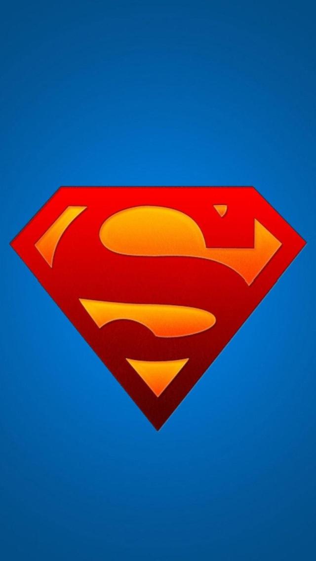 Superman Iphone Wallpaper スーパーマン Logo 洋画 映画の壁紙 スマホ壁紙 Iphone待受画像ギャラリー