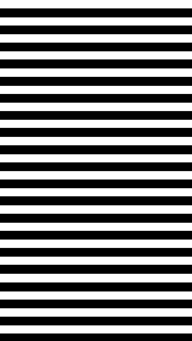 Black Wallpaper For Iphone X モノトーン・ストライプ スマホ壁紙 Iphone待受画像ギャラリー