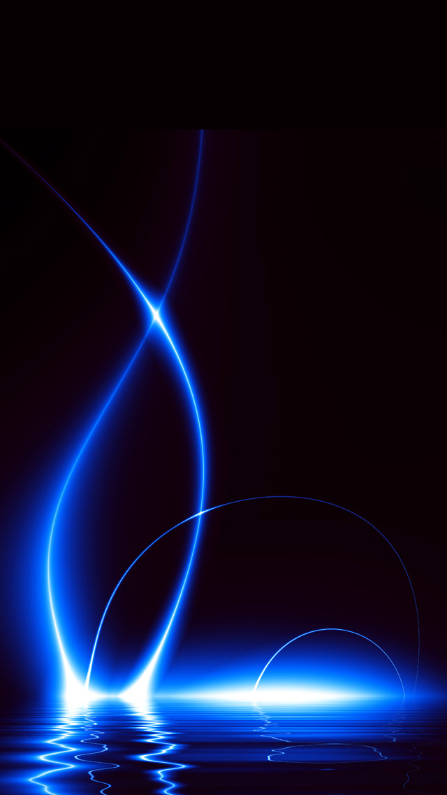 Galaxy Note 3 Hd Wallpaper 青の光 Iphone5s 壁紙 スマホ壁紙 Iphone待受画像ギャラリー