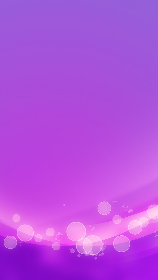 Purple Wallpaper For Iphone 5 紫の水泡 Iphone5壁紙 スマホ壁紙 Iphone待受画像ギャラリー