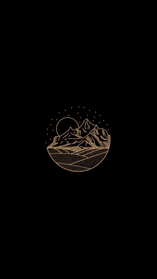Moose Cute Minimalist Wallpaper Logo スマホ壁紙 Iphone待受画像ギャラリー