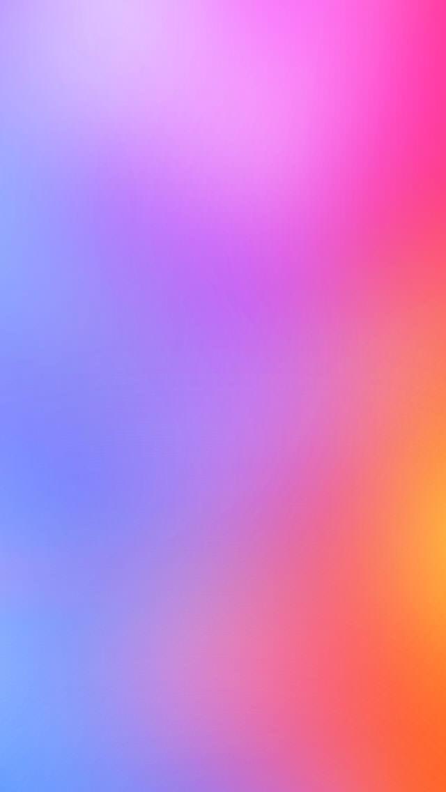 Pink Iphone 6 Wallpaper 【スマホ壁紙】ピンクとブルーのグラデーション スマホ壁紙 Iphone待受画像ギャラリー