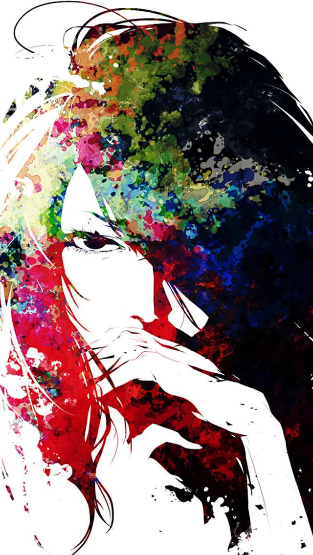 Wallpaper 3d Naruto 女性の絵 スマホ壁紙 Iphone待受画像ギャラリー