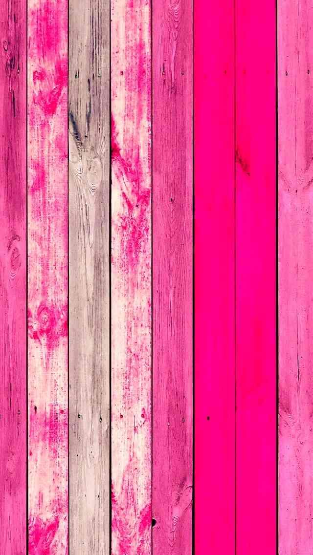 Pink Girly Wallpaper Iphone ピンクに塗った木の板 スマホ壁紙 Iphone待受画像ギャラリー