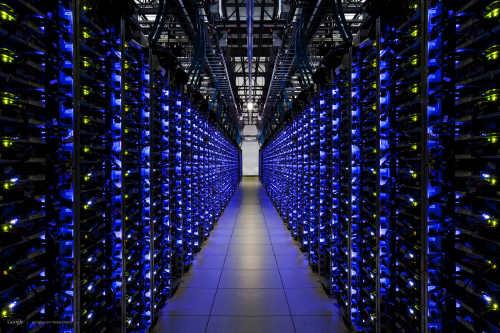 Data Center da Google