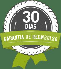 Garantia de 30 dias com reembolso
