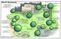 Landscaping Plans Dwg ~ patio landscape design