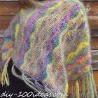 18 crochet shawl patterns