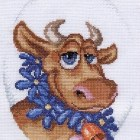 Cow cross stitch patterns